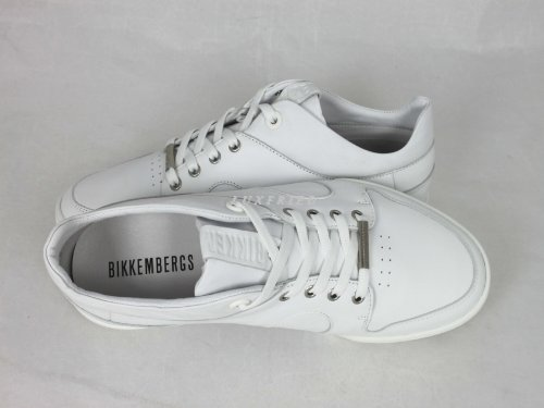 BIKKEMBERGS - Zapatillas para hombre blanco - blanco