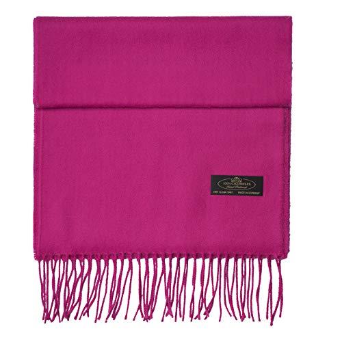 100% Cashmere Scarf Super Soft For Men And Women Warm Cozy Scarves Multiple Colors FHC Enterprize (Hot -