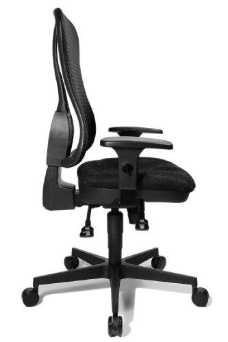 Topstar Bürodrehstuhl schwarz - 3