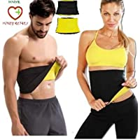 HNYR Health limming Belt/Tummy Trimmer hot Body Shaper Slim Belt/hot Waist Shaper Belt Instant Slim Look Belt for Men & Women :- M,L,XL,XXL,XXXL
