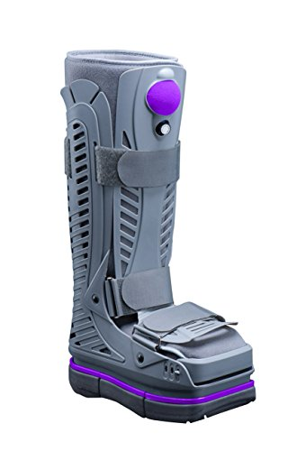 Air Cam Walker/ Cast Boot With Shock Absorbers (Fracture Boot) - L/XL (11.5-16 Adjustable)