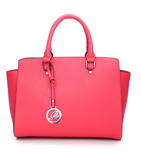 K664018L MyLux® Women Fashion Designer Purse handbag (664018CORAL1)