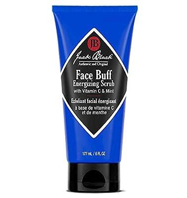 Jack Black - Face Buff Energizing Scrub