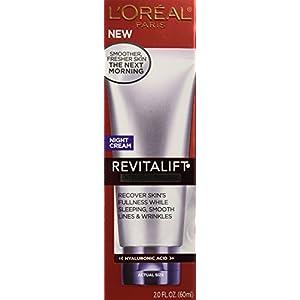L'Oréal Paris Revitalift Volume Filler Night Cream, 2 fl. oz.