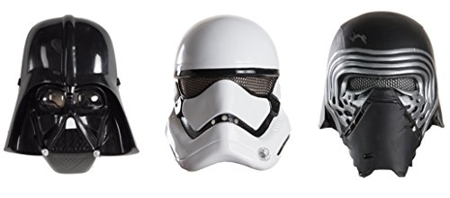 Rubie's Child's Star Wars Masks (Set of 3) -