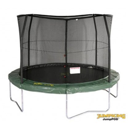 10ft-Jumpking-JumpPOD-Classic-Trampoline-Net-2009-onwards-NETTING-ONLY-DOES-NOT-INCLUDE-POLES-OR-TRAMPOLINE-by-Jumpking