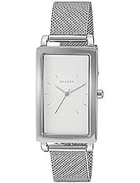 Skagen SKW2463 Reloj para Mujer, color Blanco/Plata