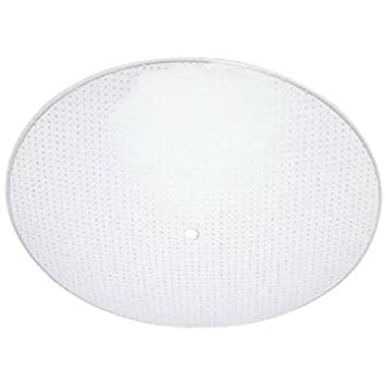 Westinghouse Lighting 81819 Corp 13 Inch Round Glass Diffuser