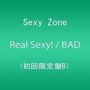 『Real Sexy! / BAD BOYS』