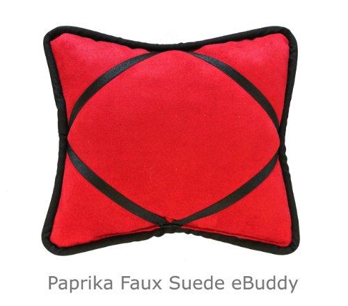 """eBuddy – Paprika Faux Suede - 10 ½"""" x 11 ½"""" - iPad Mini, ..."""