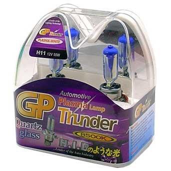 GP Thunder - SGP85K-H11 - H11 8500K 55W Standard Wattage Bulb - 2 Pack