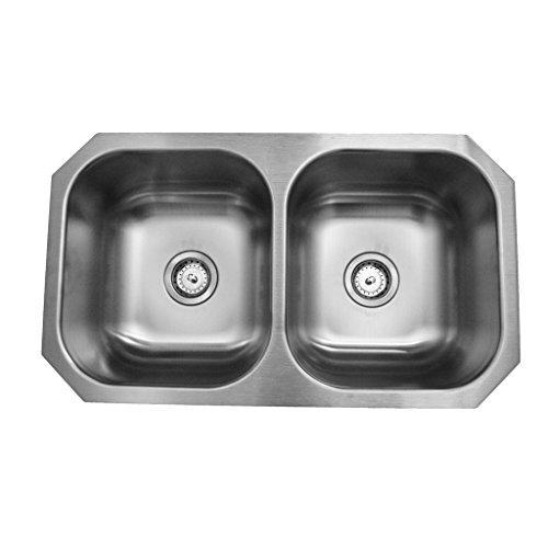 Revere Kitchen Sinks Rv2522 Granite Top Mount
