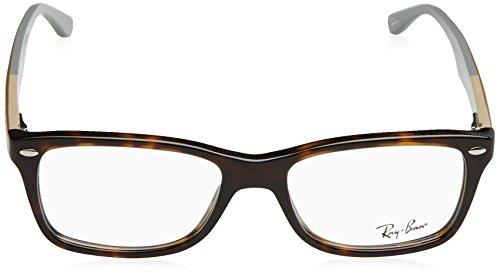 Ray Ban Rx5228 Brillen Havana