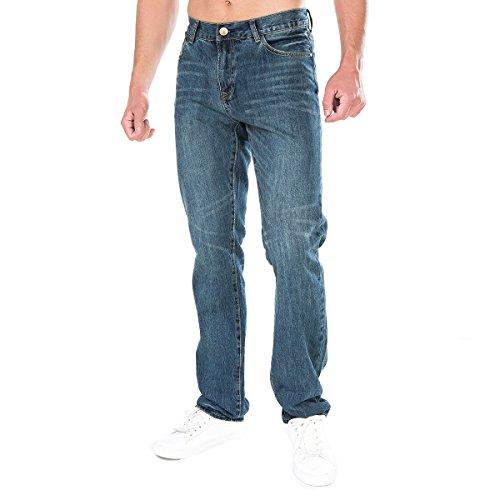 5 Pocket Loose Fit Jeans - 6