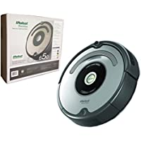 iRobot Roomba 650 Automatic Robotic Vacuum - Factory Reconditioned