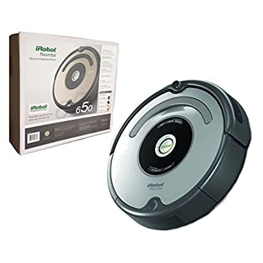 iRobot Roomba 650 Automatic Robotic Vacuum (Certified Refurbished)