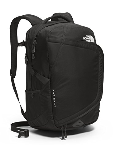 Hot Shot Fleece - The North Face Hot Shot Backpack, Tnf Black, One Size