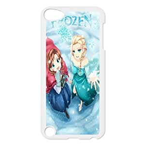 Cartoon disney frozen fever,snowman olaf, elsa and anna phone case cover FOR Ipod Touch 5 HQB479657470