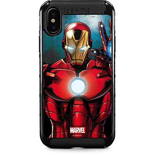 iphone xs max case iron man
