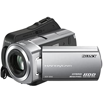 Sony DCR-SR85 1MP 60GB Hard Drive Handycam Camcorder with 25x Optical Zoom