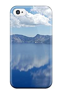 samuel schaefer's Shop Fashion Protective Crater Lake Oregon Case Cover For Iphone 4/4s 8178261K92692780