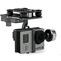 Walkera Gopro Camera Mount Gimbal G-2D Brushless Hero 3 Hero4 X350 PRO