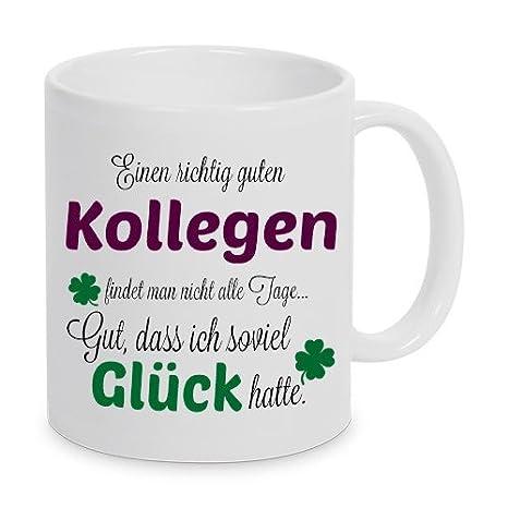 Tassenkingtm Einen Guten Kollegen Tasse Kaffeebecher Tasse Mit Spruch
