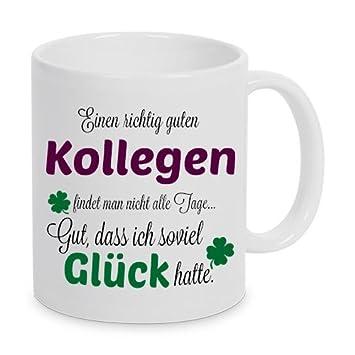 Tassenking Tm Einen Guten Kollegen Tasse Kaffeebecher