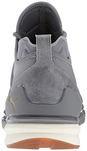 Ignite Shade Men's PUMA Leather Limitless gold Quiet Sneaker gwv75qx4n