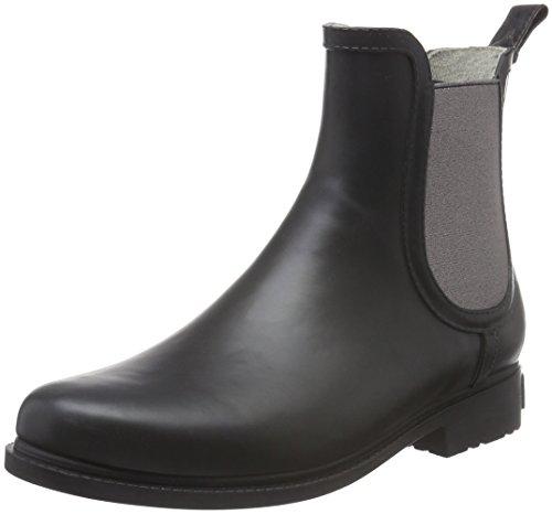 Marc O'Polo Women's 60813676701802 Gummistiefel Ankle Boots Schwarz (Black 990) fkDKOkuvy7