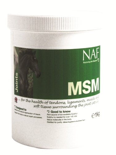 NAF MSM Pure Horse Joint Supplement x Size  1 Kg
