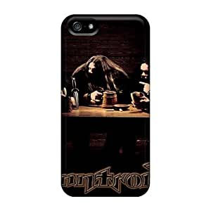Shock-Absorbing Hard Cell-phone Cases For Iphone 5/5s With Provide Private Custom High-definition Finntroll Band Image KevinCormack
