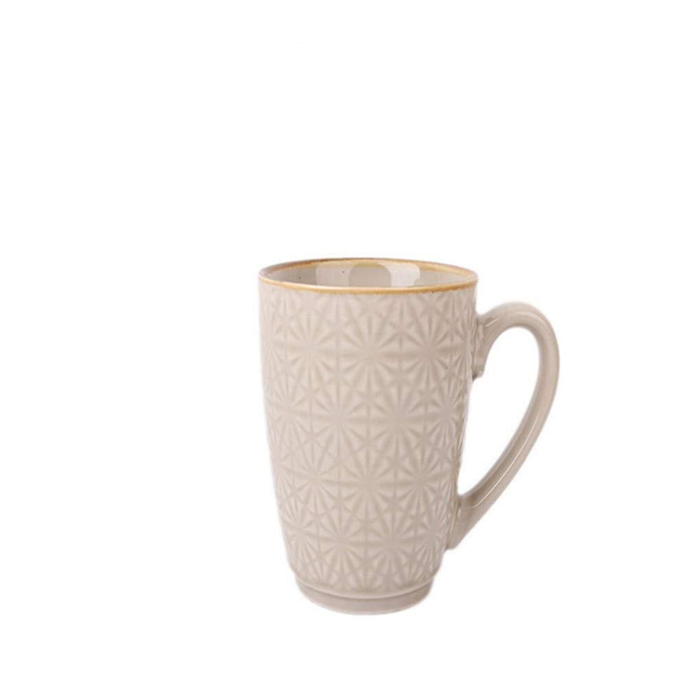 Persönlichkeit Keramikschale Paar Becher Frühstück Milchschale Kaffeetasse Restaurant Wasser Tasse
