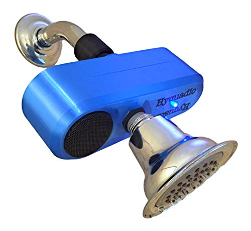 Hyquadio Hydro Powered Bluetooth Speaker Waterproof