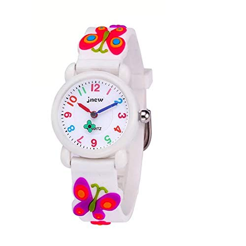 Toys Christmas Gifts for 3-12 Year Old Girls Kids, GZCY Waterproof Watches Toys for Girl Boy Age 3-12 Birthday Present for Kids
