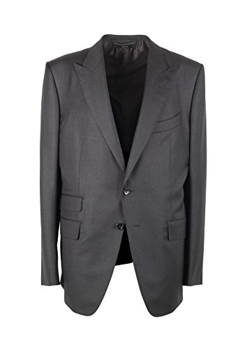 CL - Tom Ford O'Connor Gray Suit Size 54/44R U.S. Wool Fit - Tom Fit Ford