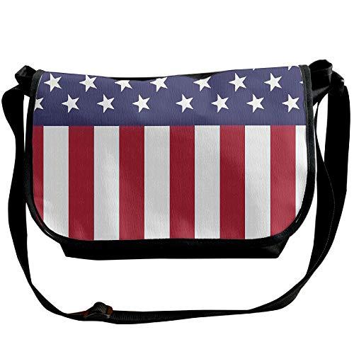 Bags Satchel American Black Fashion Travel Stars Bags Sling Stripes Bag Flag Designer Women's qnqwxPA6C