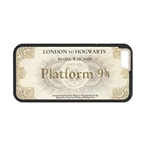 Customize Hogwarts Train Ticket Harry Potter Inspired Design iPhone 6 4.7 by runtopwell