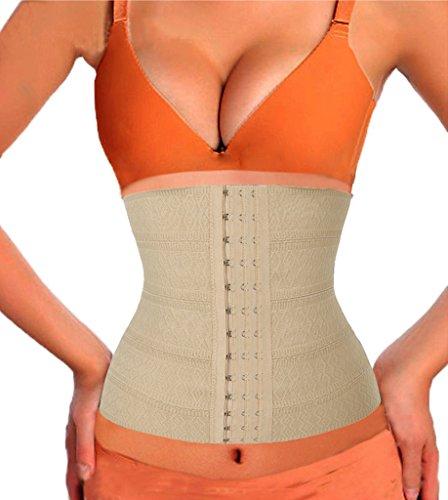 Hioffer(ハイオフア) ウエストニッパー コルセット 女性用 骨盤補正 巻くだけ簡単 くびれメイク ダイエット 腰痛 ベルト