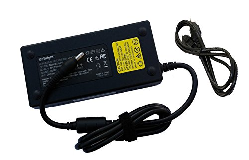 UpBright 18-24V Barrel Round Tip AC/DC Adapter Replacement For Clinton Electronics EA11001F-240 EA11001F240 Solo Cinema Studio EA11001F EDAC EDACPOWER EA11253 ELEC 24VDC 5A 120W Power Supply Charger