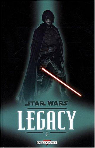 Star Wars Legacy, Tome 3 : Les griffes du dragon