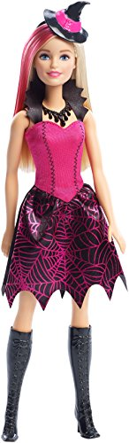 Barbie Halloween Witch Doll -