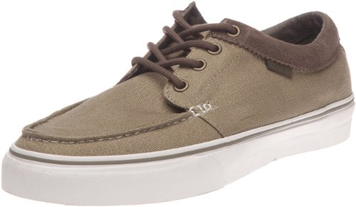 Vans U 106 Moc, Baskets mode mixte adulte Beige (10 Oz canvas Dun)