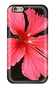 Top Quality Protection Tropical Flower Case Cover For Iphone 6