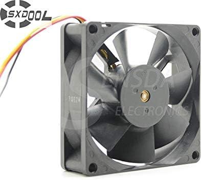 SXDOOL G8025S12B2 For HLT5076 HLT5676 HLT6176 HLS4676 HLT5087 HLR6167 8025 12V 0.120A quiet silent cooling fan