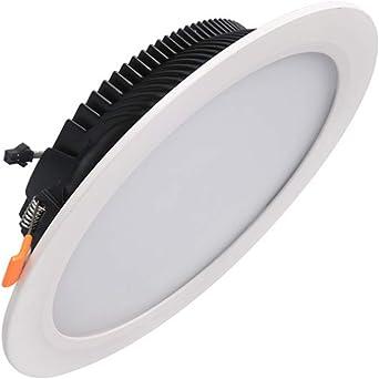 Sprsk Luz de techo LED incrustada blanca delgada 3W-12W Proyector ...