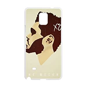 The Weeknd Fashion High Quality Comstom Protective case cover For Samsung Galaxy Note4