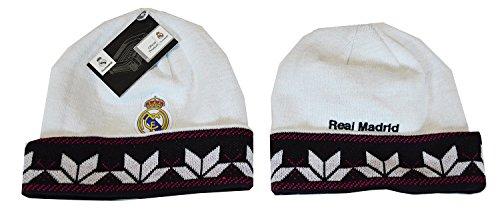 cf61e9df22b Real Madrid Beanie Skull Season. Review - Real Madrid Beanie Skull Cap Hat  Neon Blue New Season