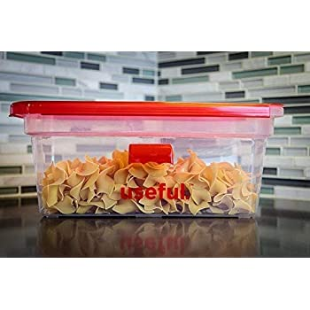 Amazon.com: Útil. uh-mp195 Microondas Pasta Cooker con tapa ...