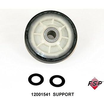12001541 WHIRLPOOL Dryer drum roller support